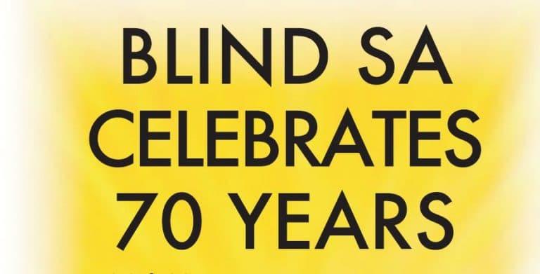 Blind SA Celebrates 70 years