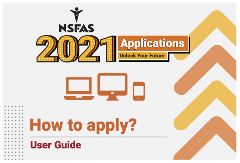 NSFAS Application for 2021